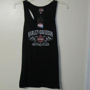 Harley Davidson, HD, Motorcycles Tank top sz S